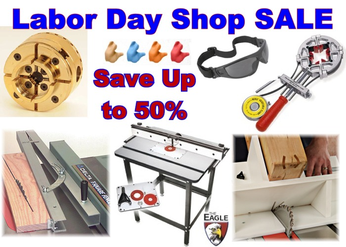 Labor Day Sale--Up to 50% Savin