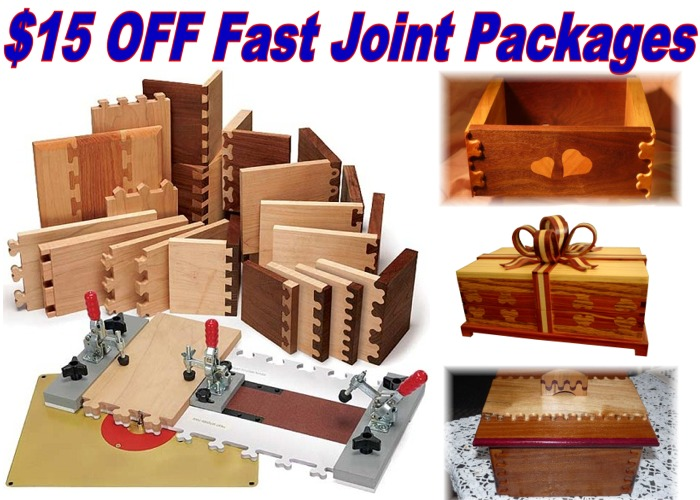 Save $15 on Fast Joint System Packages